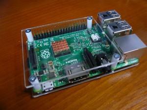 raspberry pi 2 カバー